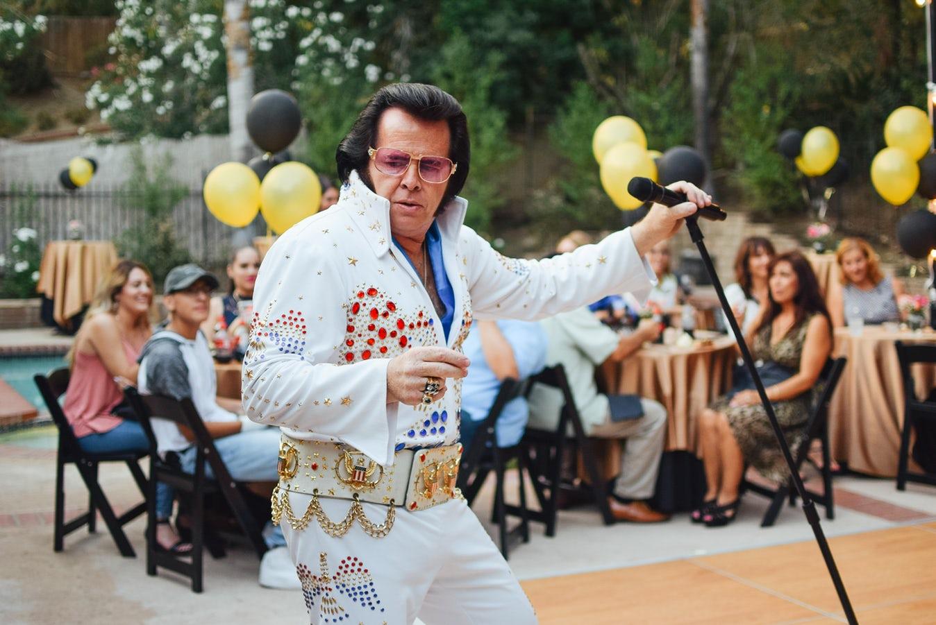 Elvis Presley, tale e quale, sentirsi giovani dentro